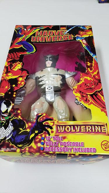 Marvel Universe Toy Biz Wolverine - Año 1996