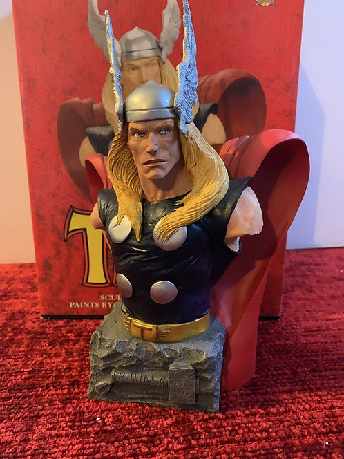 The Mighty Thor Busto Dynamic Forces Avengers Artist Proof