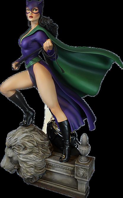 Catwoman Tweeterhead