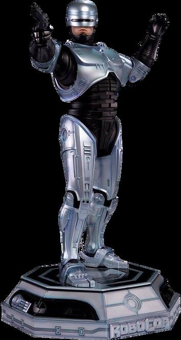 Robocop PCS Escala 1:4 Exclusiva