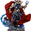 Thumbnail: Thor Unleashed Deluxe 1:10 Scale Statue by Iron Studios