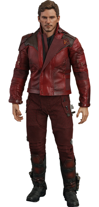 Star-Lord Sixth Scale Figure by Hot Toys Avengers: Infinity War