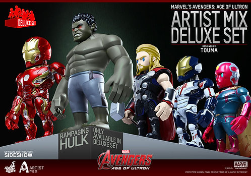 Avengers Age of Ultron Artist Mix Hot Toys