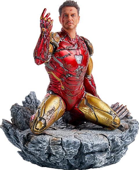 I Am Iron Man - IRON STUDIOS 1:10