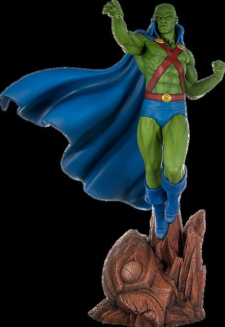 Super Powers Martian Manhunter Maquette by Tweeterhead