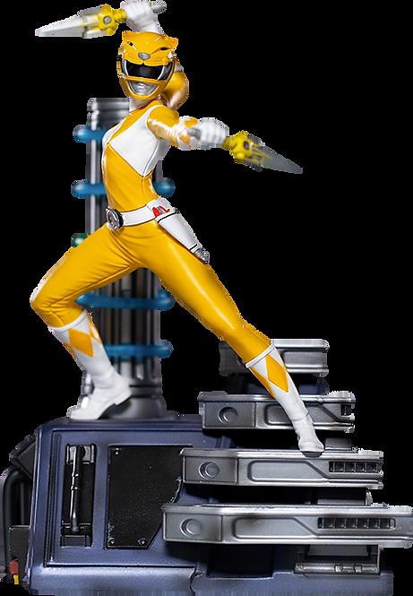Yellow Ranger BDS Art Scale 1/10 - Power Rangers - Iron Studios