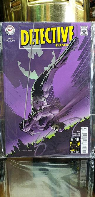 Detective Comics 1000 Cover Jim Staranko
