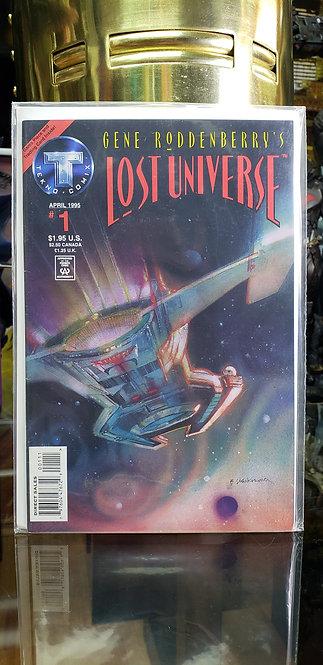 Gene Roddenberry's Lost Universe #1 - Año 1995