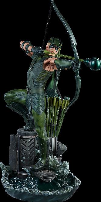 Green Arrow Premium Format