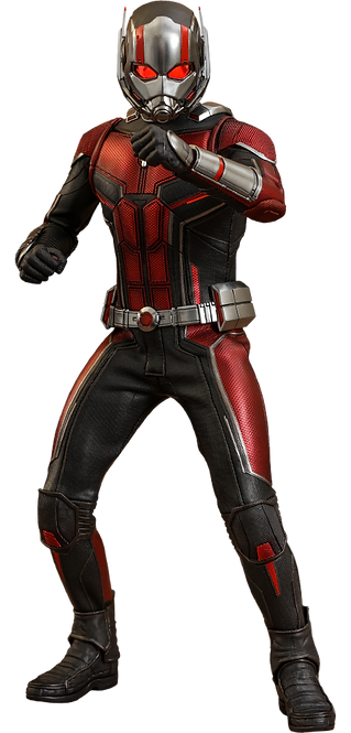 Ant-Man Sixth Scale Figure by Hot Toys Ant-Man and the Wasp