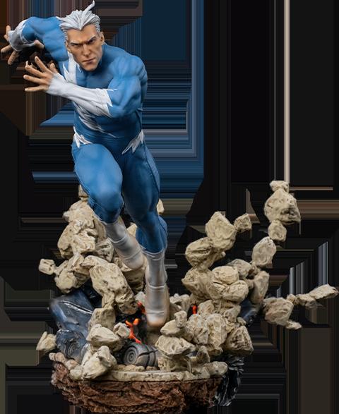 Quicksilver XMEN Marvel Comics- IRON STUDIOS 1:10 Art Scale