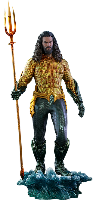 Aquaman Hot Toys