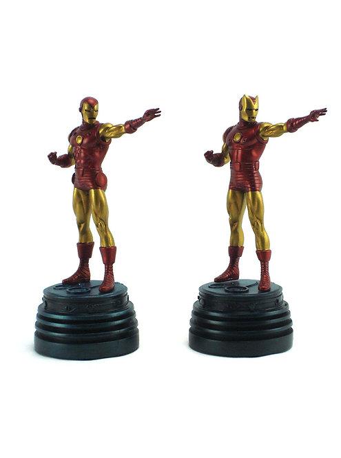 The Invincible Iron Man Classic and Retro Mini Statues Randy Bowen