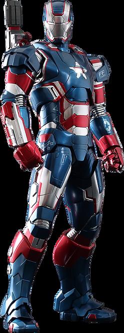 Iron Patriot Diecast Hot Toys