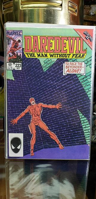 Daredevil Vol 1 #223 - Año 1985