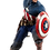 Thumbnail: Captain America Allied Charge on Hydra - SIDESHOW