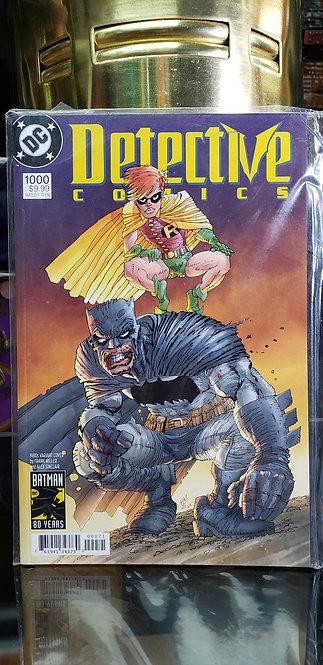 Detective Comic 1000 Cover Frank Miller