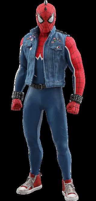 Spider-Man Spider-Punk Suit