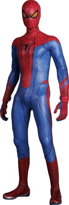 The Amazing Spiderman Hot Toys