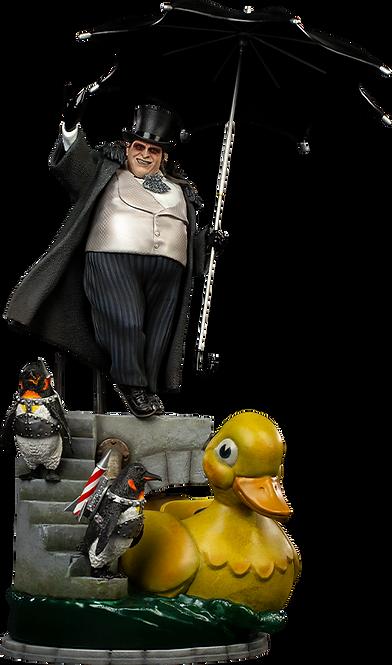 Penguin Batman Returns - IRON STUDIOS 1:10