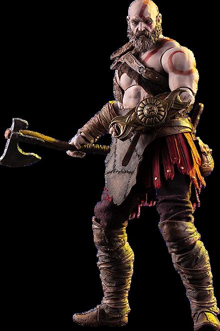 Kratos Deluxe 1/6 MONDO
