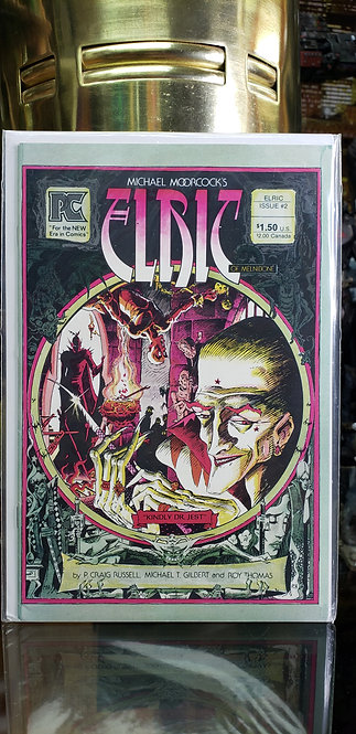 Elric #2 - Año 1983