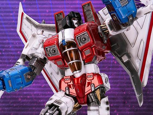 Transformers: Legacy Of Cybertron Starscream Estatua Edición Limitada