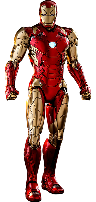 Iron Man Mark XLVI Concept Art Version