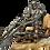 Thumbnail: The Mandalorian on Speederbike Deluxe 1:10 Scale Statue by Iron Studios