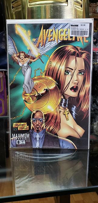 Avangelyne Maxmum Press #8 - Año 1997