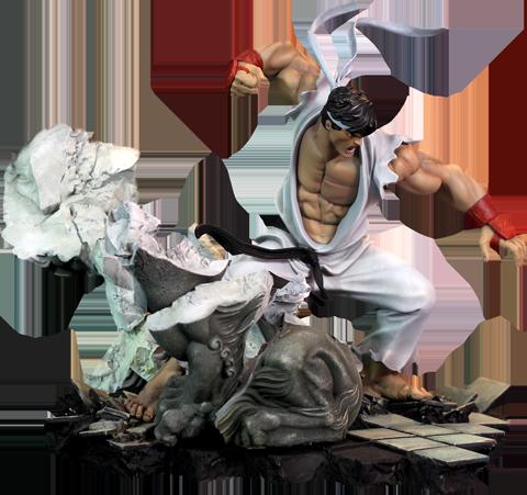 Ryu Diorama by Kinetiquettes 1/6