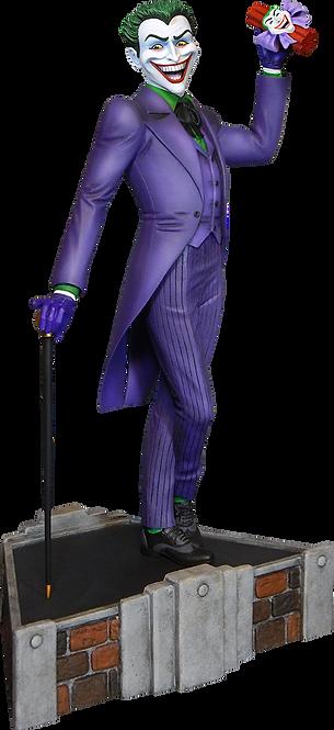 Classic Joker Maquette by Tweeterhead