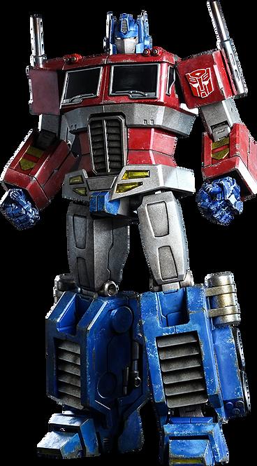 Optimus Prime (Starscream Version) - Hot Toys