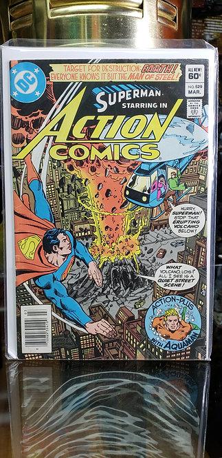 Action Comics #529 - Año 1982