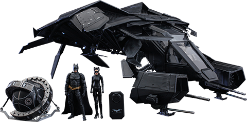 The Bat Deluxe Hot Toys