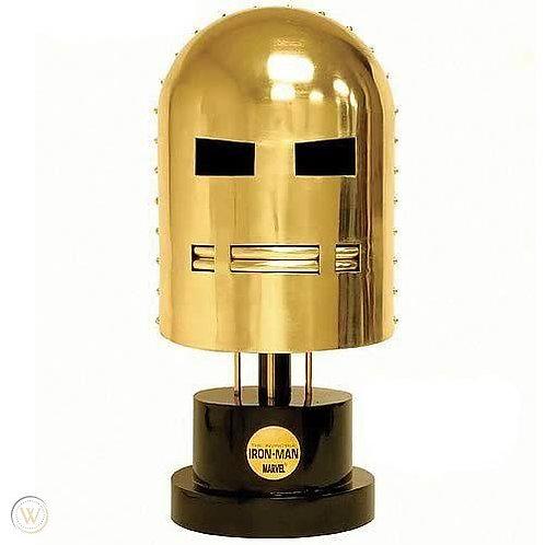 Windlass GOLD IRON MAN HELMET FULL SIZE Prop Replica MARVEL Museum