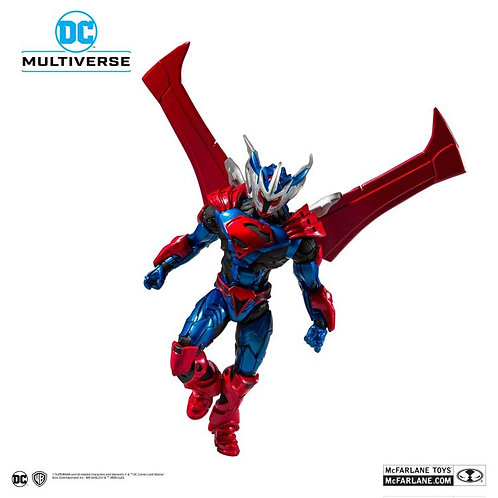 Superman Unchained: Unchained Armor DC Multiverse -McFarlane
