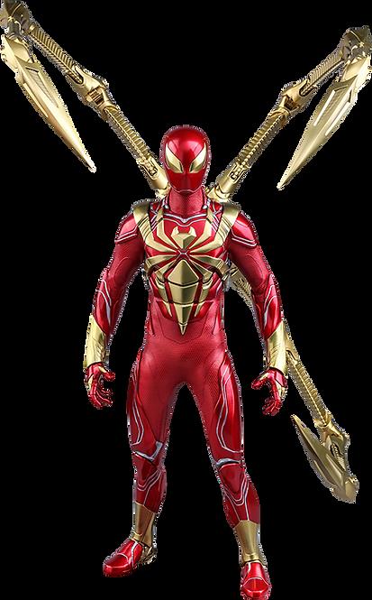 Spider-Man (Iron Spider Armor) Hot Toys