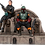Thumbnail: Boba Fett & Fennec Shand on Throne Deluxe - IRON STUDIOS Art Scale