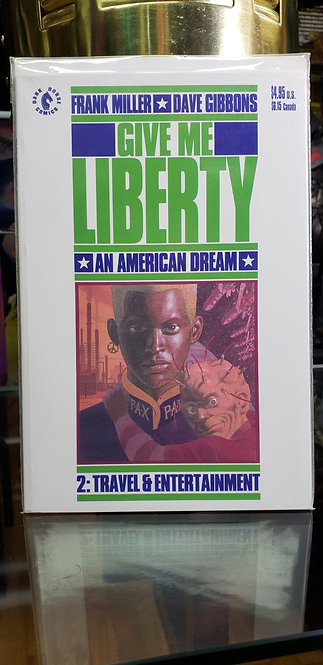Give Me Liberty - Frank Miller - Año 1990