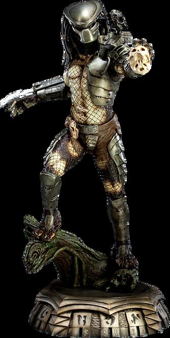 Predator Sideshow Estatua