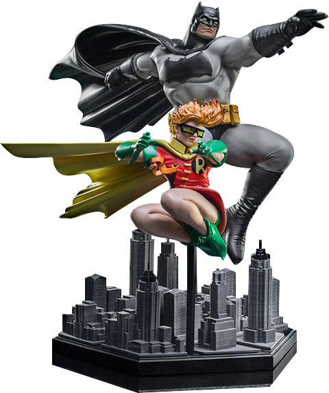 The Dark Knight Returns Batman & Robin (Frank Miller Edition) 1/10