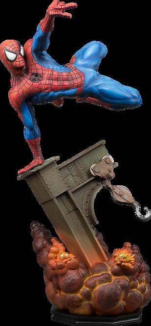 The Amazing Spider-Man Sideshow