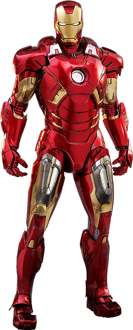 Iron Man Mark VII Hot Toys