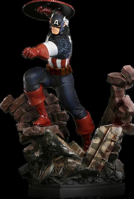 Capitan America Action Version Bowen