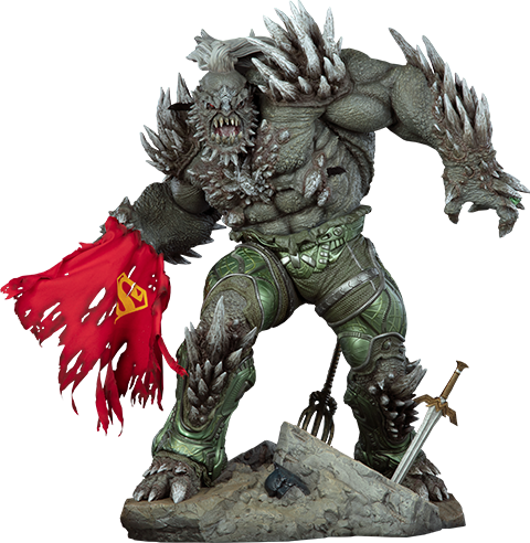 Doomsday Maquette Sideshow