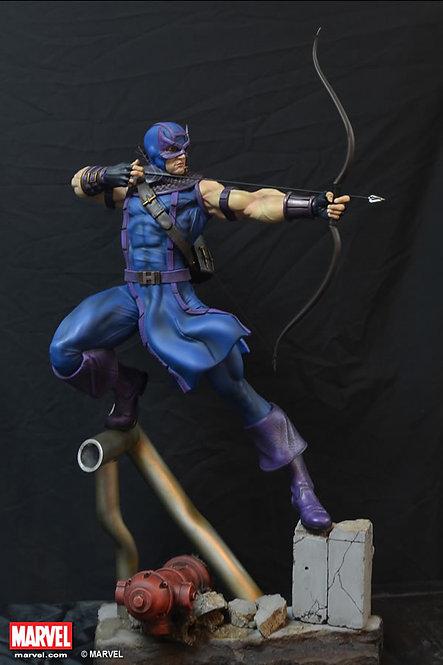 Hawkeye Marvel Premium Collection XM Studios
