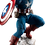 Thumbnail: Captain America Statue by Kotobukiya 1:10 Scale ARTFX - MARVEL Premier