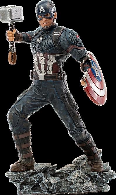 Capitan America ULTIMATE - IRON STUDIOS Art Scale 1:10