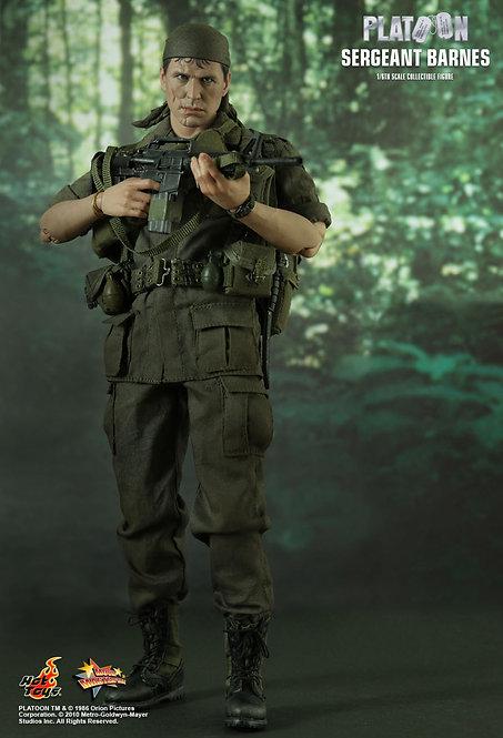 Platoon Sergeant Barnes Hot Toys